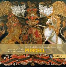"Henry Purcell (1659-1695): Ode for the Birthday of Queen Mary ""Hail! Bright Cecilia"", 2 CDs"