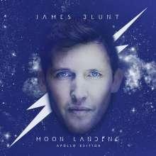 James Blunt: Moon Landing (Special Apollo Edition) (CD + DVD), 1 CD und 1 DVD