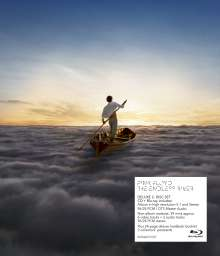 Pink Floyd: The Endless River (Limited Edition) (CD + Blu-ray-Audio/Video), 1 CD und 1 Blu-ray Audio