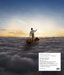 Pink Floyd: The Endless River (Limited Edition) (CD + DVD-Audio/Video), 1 CD und 1 DVD