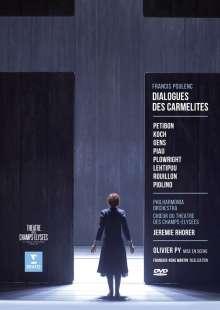 Francis Poulenc (1899-1963): Dialogues des Carmelites, 2 DVDs