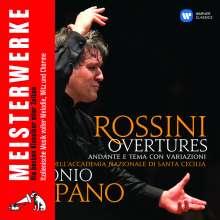 Gioacchino Rossini (1792-1868): Ouvertüren, CD