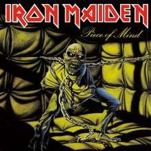 Iron Maiden: Piece Of Mind (180g), LP
