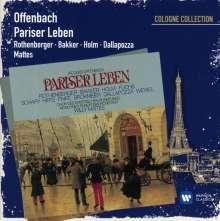 Jacques Offenbach (1819-1880): La Vie parisienne (in dt.Spr.), 2 CDs