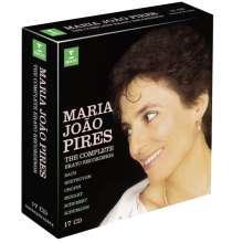 Maria Joao Pires - The Complete Erato Recordings, 17 CDs