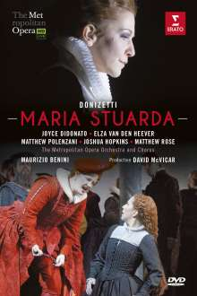 Gaetano Donizetti (1797-1848): Maria Stuarda, DVD