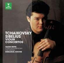 Vadim Repin spielt Violinkonzerte, CD
