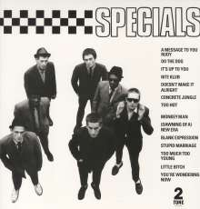 The Coventry Automatics Aka The Specials: The Specials (remastered) (180g), LP