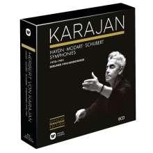 Herbert von Karajan Edition 12 - Classical Symphonies 1970-1981, 8 CDs