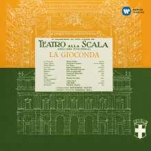 Amilcare Ponchielli (1834-1886): La Gioconda, 3 CDs