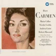 Georges Bizet (1838-1875): Carmen, 2 CDs