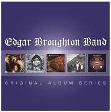 Edgar Broughton Band: Original Album Series, 5 CDs