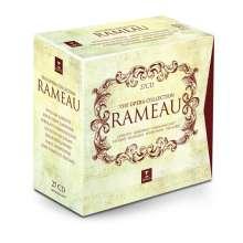 Jean Philippe Rameau (1683-1764): The Opera Collection (Erato), 27 CDs