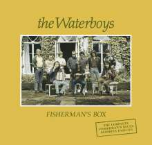 The Waterboys: Fisherman's Box: The Complete Fisherman's Blues Sessions 1986-88, 6 CDs