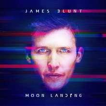 James Blunt: Moon Landing (Deluxe Edition), CD