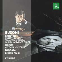 Ferruccio Busoni (1866-1924): Klavierwerke, CD
