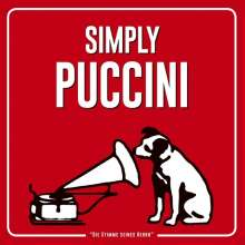 Giacomo Puccini (1858-1924): Simply Puccini, CD