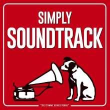 Simply Soundtrack, CD