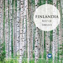 Jean Sibelius (1865-1957): Finlandia - Best of Sibelius, CD