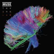 Muse: The 2nd Law (Jewelcase), CD