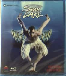 """Matthew Bourne's """"Swan Lake"""" - A New Adventures Production, Blu-ray Disc"""