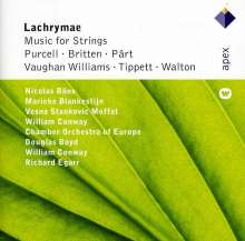 Chamber Orchestra of Europe - Lachrymae, CD
