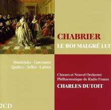 Emmanuel Chabrier (1841-1894): Le Roi Malgre Lui, 2 CDs