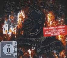 Seasick Steve: Walkin' Man: The Best Of (CD + DVD), 1 CD und 1 DVD
