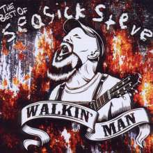 Seasick Steve: Walkin' Man: The Best Of, CD
