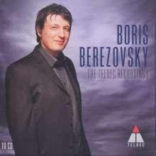 Boris Berezovsky - The Teldec Recordings, 10 CDs