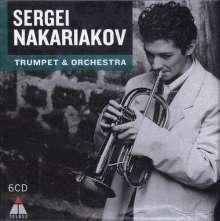 Sergei Nakariakov - Trumpet & Orchestra, 6 CDs