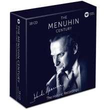 Yehudi Menuhin - The Historic Recordings, 18 CDs