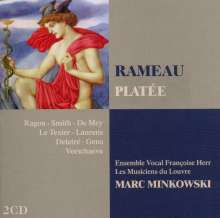 Jean Philippe Rameau (1683-1764): Platee, 2 CDs