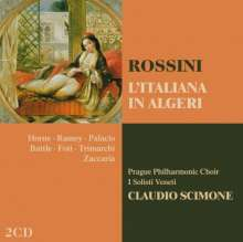 Gioacchino Rossini (1792-1868): L'Italiana in Algeri, 2 CDs