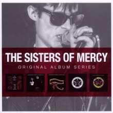 The Sisters Of Mercy: Original Album Series, 5 CDs