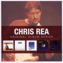 Chris Rea: Original Album Series, 5 CDs