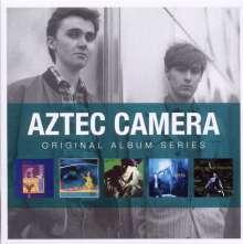 Aztec Camera: Original Album Series, 5 CDs