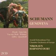 Robert Schumann (1810-1856): Genoveva op.81, 2 CDs