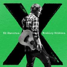 Ed Sheeran: X (Wembley Edition), 1 CD und 1 DVD