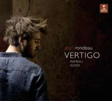 Jean Rondeau - Vertigo, CD
