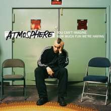 Atmosphere: You Can't Imagine How Much Fun We're Having - 10th Anniversary (Limited Edition) (Red & Green Vinyl), 3 LPs und 1 CD