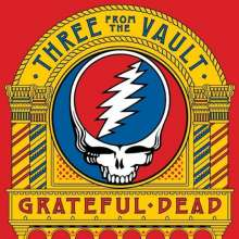 Grateful Dead: Three From The Vault (remastered), 4 LPs