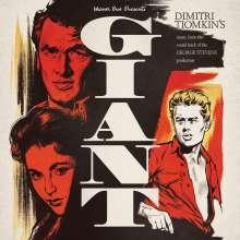 Dimitri Tiomkin (1894-1979): Filmmusik: Giant (DT: Giganten) (Limited Edition), 2 CDs