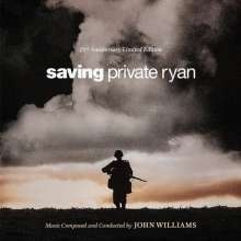 Filmmusik: Saving Private Ryan (DT: Der Soldat James Ryan) (Limited-Edition), CD