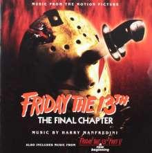 Filmmusik Sampler: Filmmusik: Friday The 13th Parts IV + V, 2 CDs