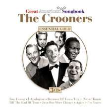 Crooners: Great American Songbook, 3 CDs