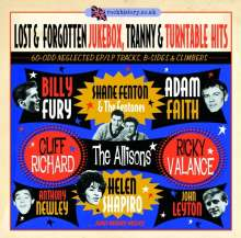 Lost & Forgotten Jukebox, Tranny & Turntable Hits, 2 CDs