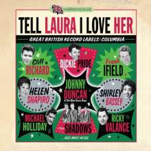 Tell Laura I Love Her: Great British Labels: Columbia, 2 CDs