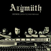 Azymuth: Demos (1973 - 1975) Volumes 1 & 2, CD