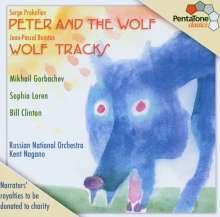Serge Prokofieff (1891-1953): Peter und der Wolf op.67, Super Audio CD
